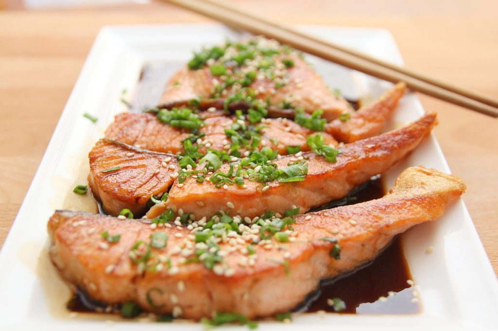 Teriyaki Chicken With Bok Choy